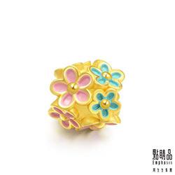 美麗花園 黃金串珠
