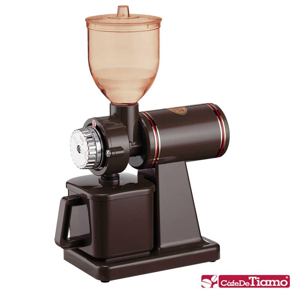 Tiamo 700S 半磅電動磨豆機-咖啡色(HG0421)