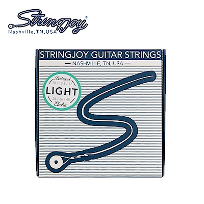 Stringjoy BAL10 電吉他套弦