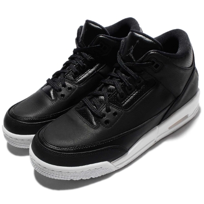 Nike-休閒鞋-Air-Jordan-3代-BG-女鞋