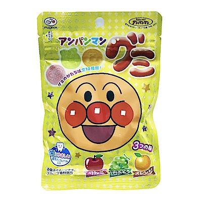不二家  麵包超人水果QQ糖(50g)
