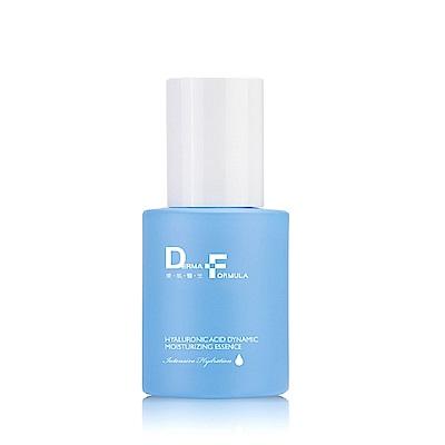 DF美肌醫生 新品上市 玻尿酸動態保濕精華30ml(贈修護水凝霜8ml)