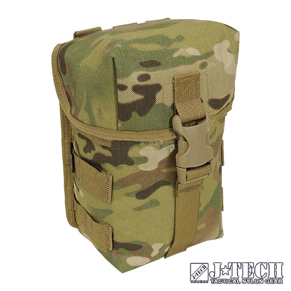 J-TECH SBS小型模組雜務袋-B款(迷彩綠MC)