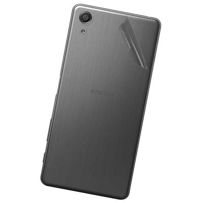 Yourvision Sony Xperia X 5吋 超透超顯影機身背膜(2入...