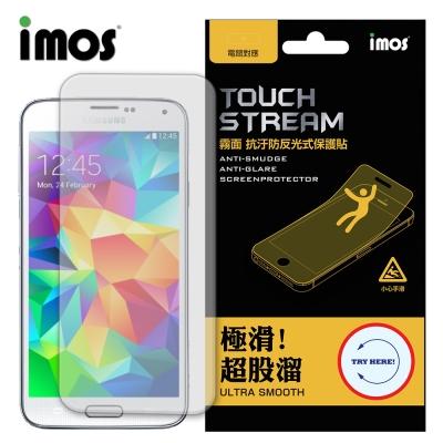 iMOS Samsung Galaxy S5 電競 霧面 螢幕保護貼