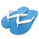 Roadpacer-男雙色人字拖BS002BLW-藍白