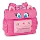 美國Bixbee - 3D動物童趣系列甜美粉貓咪小童背包 product thumbnail 2