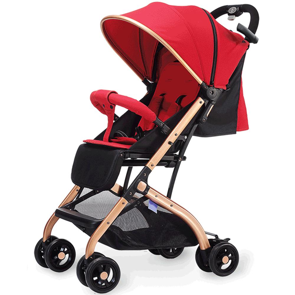 美國 SYNCON 欣康 嬰幼兒秒收手推車(HS00302) 共3色