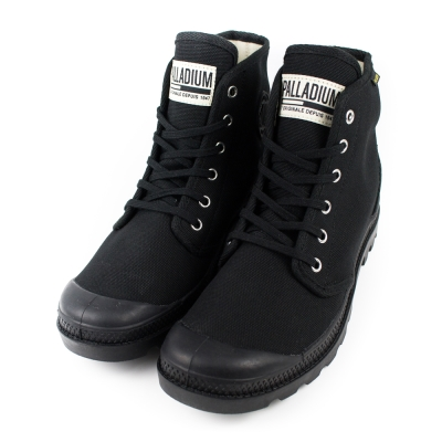 PALLADIUM PAMPA HI ORIGINALE 女休閒鞋 75349060 黑