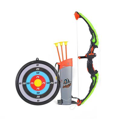 小小羅賓漢 益智趣味兒童射箭遊戲發光弓箭靶組