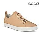 ECCO GILLIAN 質感時尚尖頭休閒鞋-裸