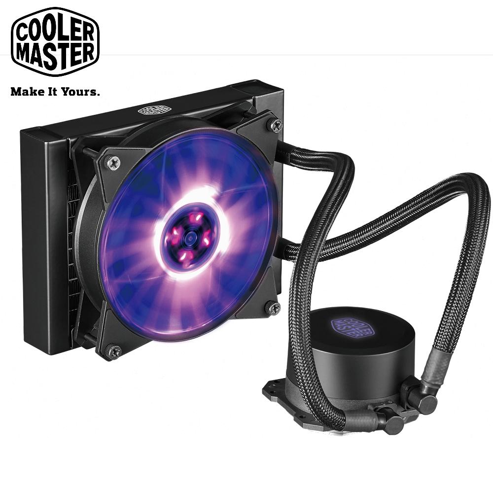 Cooler Master MasterLiquid ML120L RGB 水冷散熱器