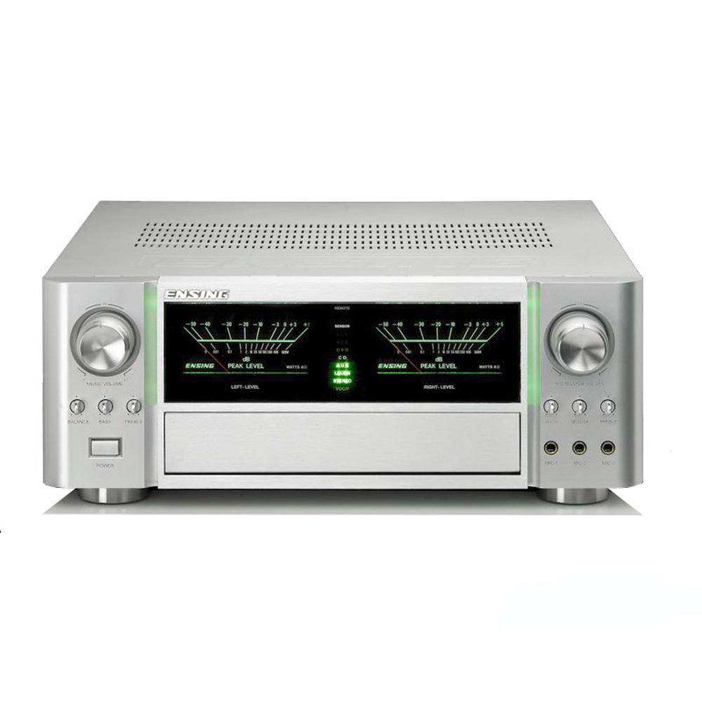 燕聲旗艦ESY-K366紅外線遙控數位迴音擴大器