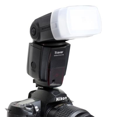 Travor SL-575N 閃光燈+小腳架+柔光罩+底座(FOR NIKON)