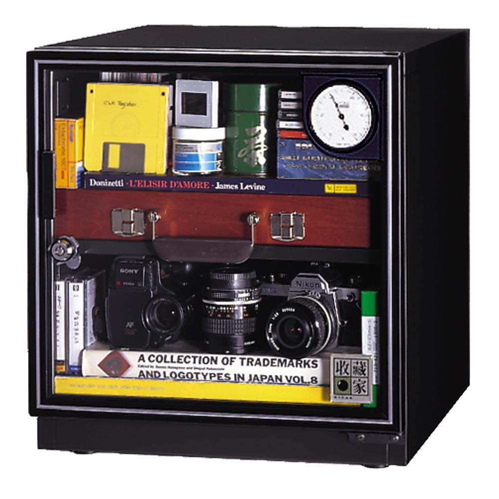 收藏家 51公升2層式電子防潮箱 AD-51