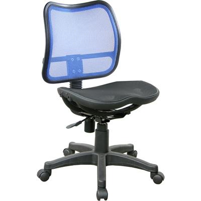 NICK 彈性尼龍網狀坐墊辦公椅(二色網背)
