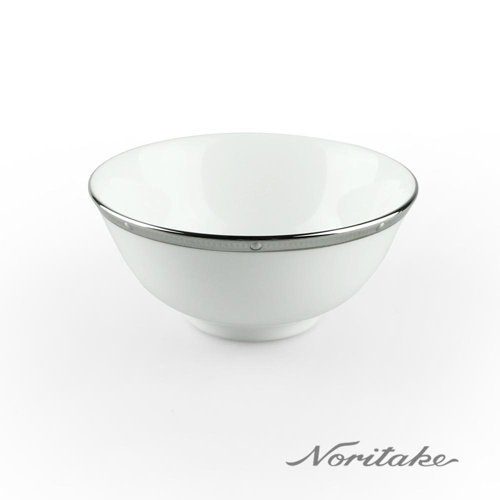 Noritake 文藝復興銀骨磁飯碗(11.5cm)