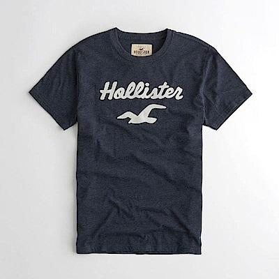Hollister HCO  短袖 T恤 藍色 0579