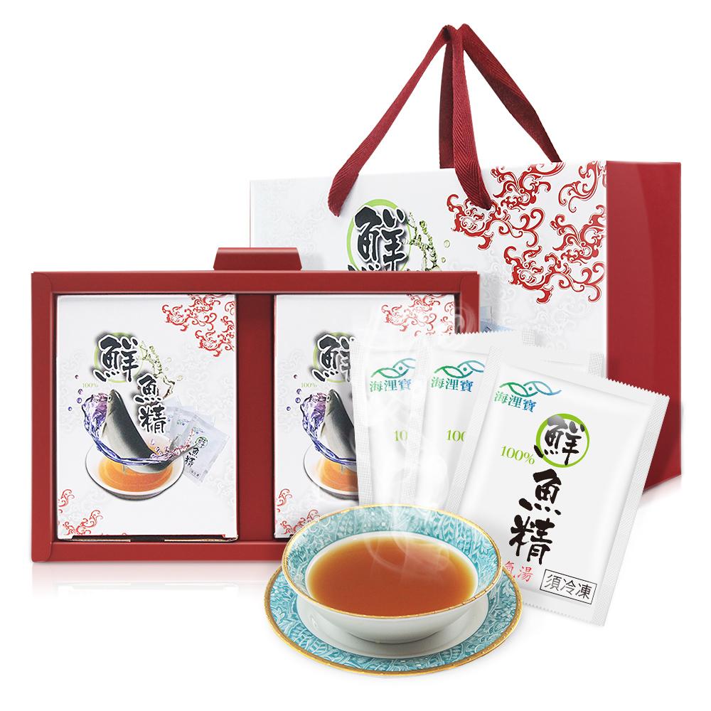 海浬寶 香醇濃郁 元氣湯 禮盒1入組(10包/盒)