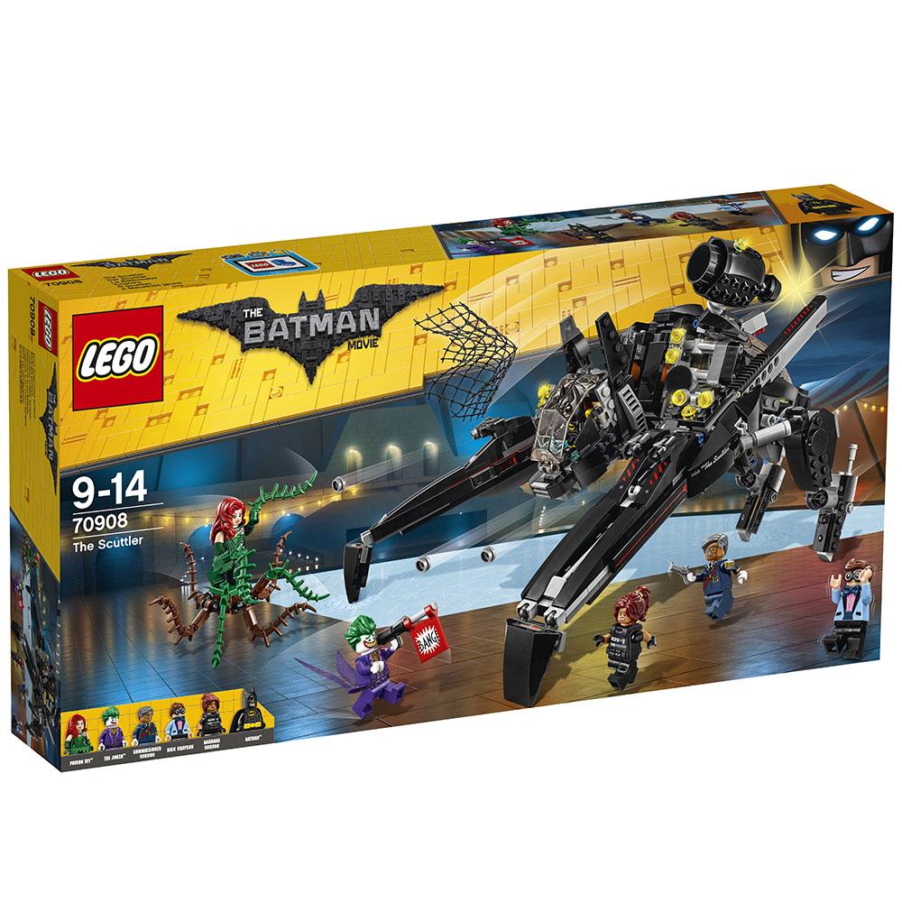 LEGO樂高 樂高蝙蝠俠電影系列 70908 蝙蝠疾行者 (9Y+)