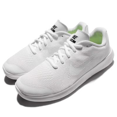 Nike慢跑鞋Free RN 2017 GS女鞋