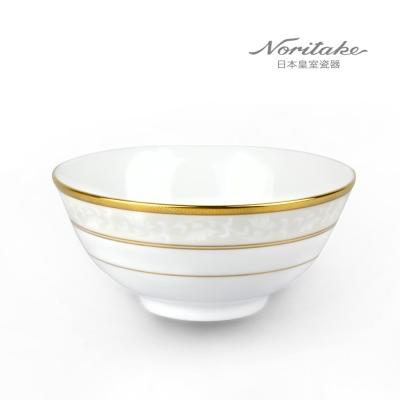 Noritake 花舞春風金邊飯碗12cm