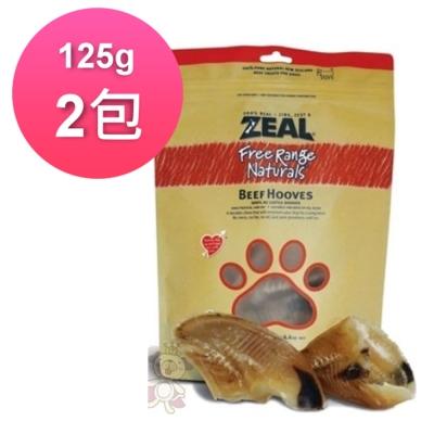 岦歐ZEAL紐西蘭天然寵物食品 牛蹄 125g (2包)