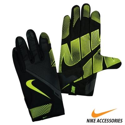 NIKE 男用全指訓練手套 (黑/綠)