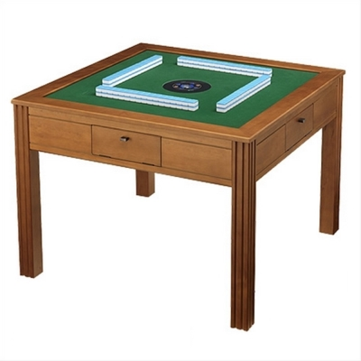 東方不敗ST002實木餐桌電動麻將桌-除濕熱風防潮