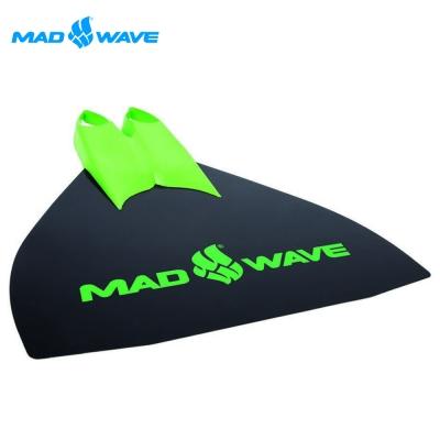 俄羅斯MADWAVE monofin 成人大型單鰭蛙鞋