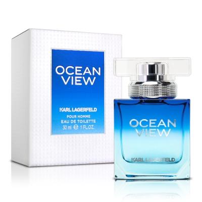 (即期品)Karl Lagerfeld卡爾·拉格斐 卡爾海灣戀人限量男性淡香水30ml