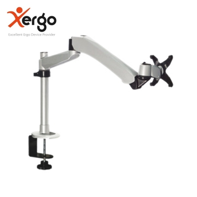 Xergo 彈簧延伸臂螢幕夾桌式支架-EM35116
