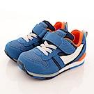 日本Carrot機能童鞋 新創穩定款 TW121S5 藍 (中小童段)T1