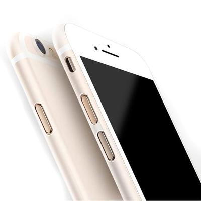 透明殼專家iPhone8/7 Plus極薄抗指紋0.35mm 全包覆保護殼