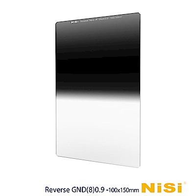 NiSi 耐司 Reverse GND8(0.9) 反向軟式方型漸層減光鏡-小