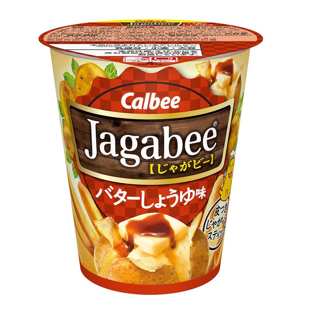 卡樂比Calbee加卡比薯條杯裝-奶油口味40g