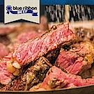 豪鮮牛肉  藍絲帶黑安格斯Prime凝脂嫩肩牛排10片(100G+-10%/片)