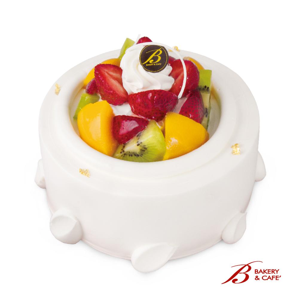 【巴特里】莓兒果-6吋蛋糕