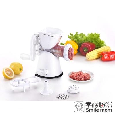 幸福媽咪 多功能絞肉做麵條灌香腸器 A489-1