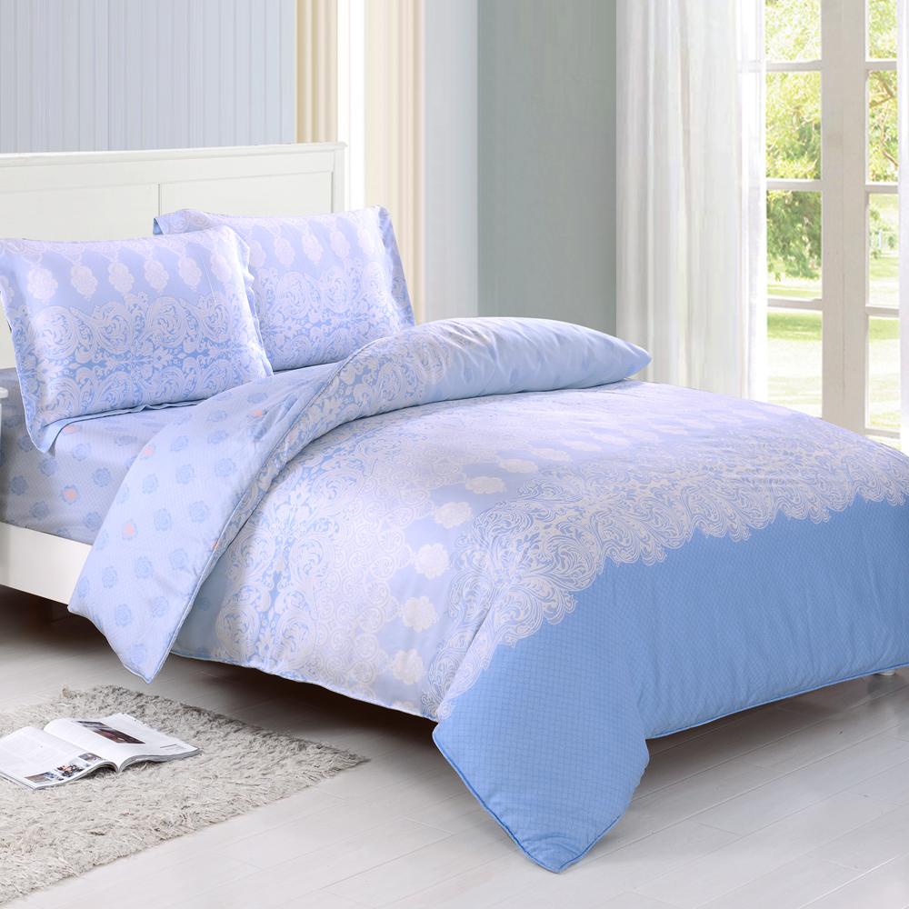 DON曼利之戀 加大四件式天絲兩用被床包組