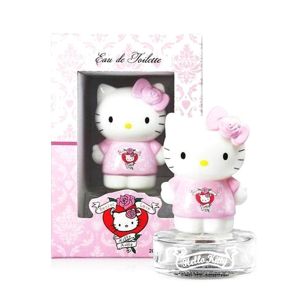 Hello Kitty 甜心Kitty女性淡香水 20ml