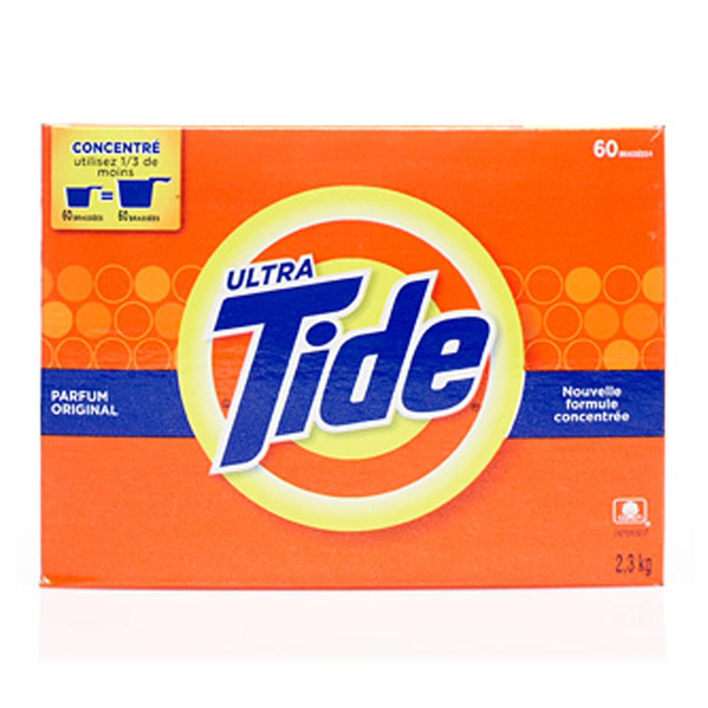 (停產)Tide 汰漬 超濃縮洗衣粉 2.3kg