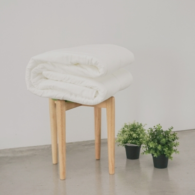 CHERI 單人-夏季棉被/薄被胎 台灣製 可水洗 用於薄被套內可當涼被使用