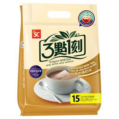 3點1刻 炭燒奶茶(20gx15包)