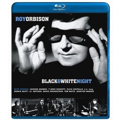 羅伊歐比森:黑&白之夜 藍光 BD