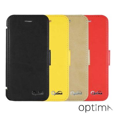 Optima iphone 6 /6s 纖柔系列側掀皮套