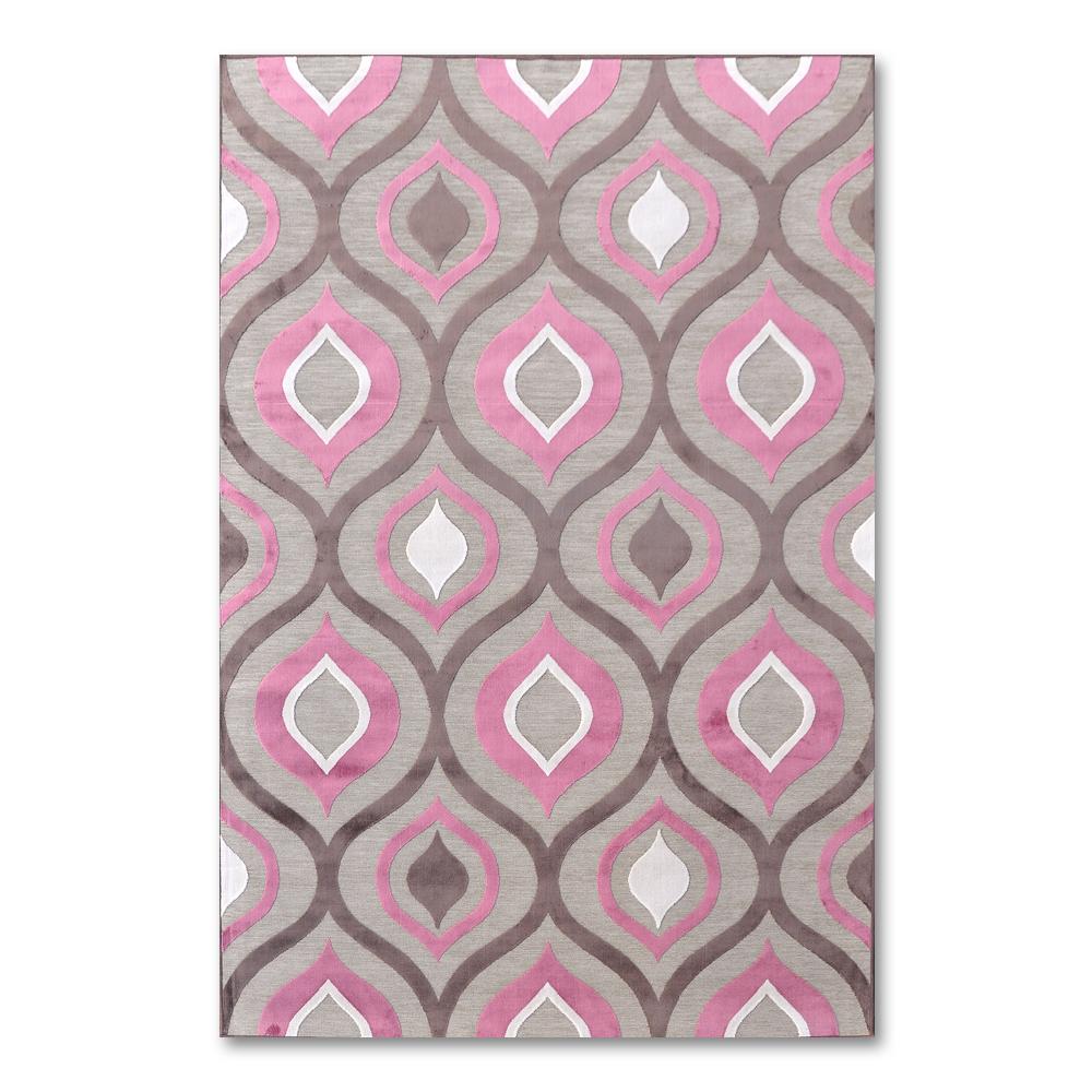 【Ambience】比利時Valentine 雪尼爾絲毯- 純真之心140x200cm