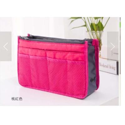 TA1605PK粉紅 多功能洗漱化妝品收納整理包包中包