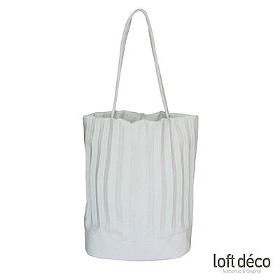 [絕版暢貨] Loft Deco | LG.Pleat | 單肩包