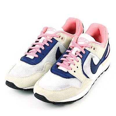 NIKE-W AIR PEGASUS 89女慢跑鞋-米白藍粉